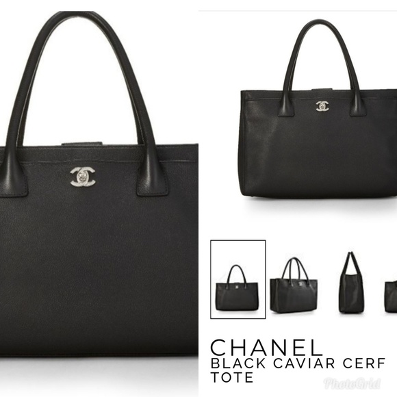 15c385cf8a3b Bags | Authentic Chanel Cerf Tote | Poshmark
